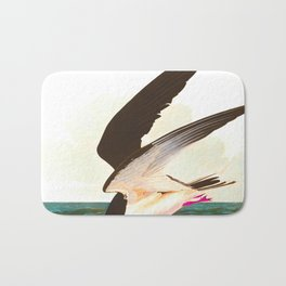 Black Skimmer or Shearwater Bird Bath Mat
