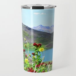 Blue Lakes Travel Mug