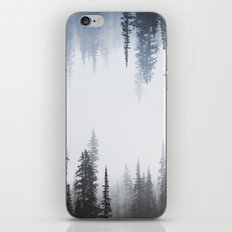 Reflective Nature iPhone Skin