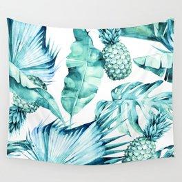 Bahamas - aquamarine Wall Tapestry