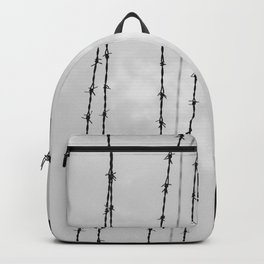 Barb wire 3 Backpack