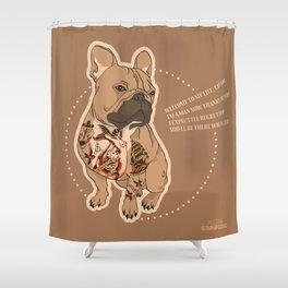 Pets Ink - JS Shower Curtain