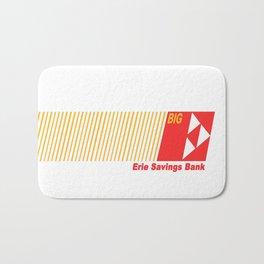Erie Savings Bank (Red) Bath Mat
