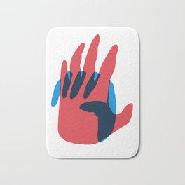 Hands Bath Mat
