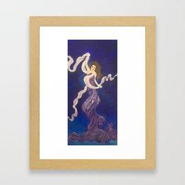 Elemental Air Framed Art Print