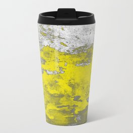 Yellow Burumph Travel Mug