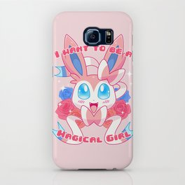 Magical Girl Sylveon iPhone Case