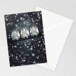 owl 85 Stationery Cards