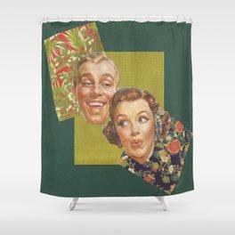 Floras Shower Curtain
