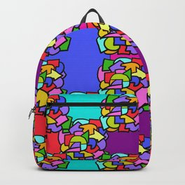 Puzzling Backpack