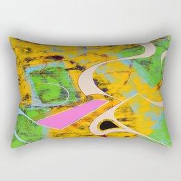 Their Ways Are Dizzying... Rectangular Pillow