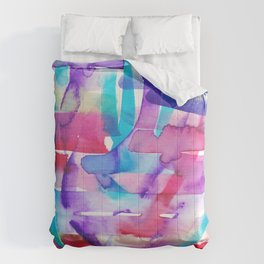 10   | 191128 | Abstract Watercolor Pattern Painting Comforters