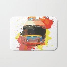 Fernando Alonso #14 - 2017 Bath Mat