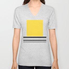 Code Yellow Unisex V-Neck