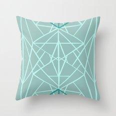 Geometric Sketches 3 Throw Pillow