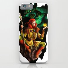 A wizard in the dark iPhone 6s Slim Case