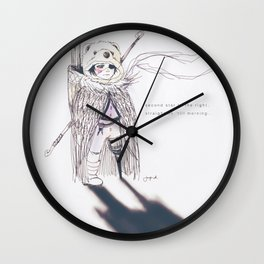 Lostboy Wall Clock