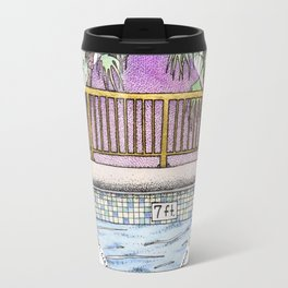 San Clemente Diamond 2017 Travel Mug