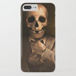 Skull And Crossbones iPhone Case