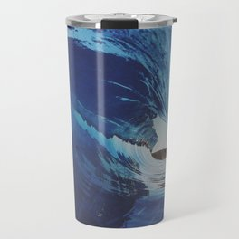 Ashley Blue Travel Mug