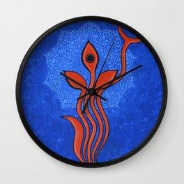 lord shiva Wall Clock