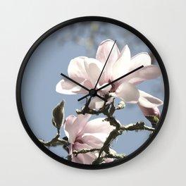 Sun Energy Wall Clock