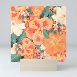Aloha Orange Sherbet Mini Art Print