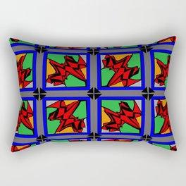 Abstract Arthur Rectangular Pillow