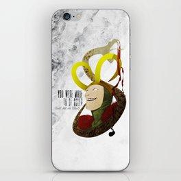 Made to be Ruled : Loki iPhone Skin