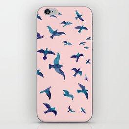 Birds II iPhone Skin