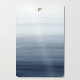 Ocean Watercolor Painting No.2 Cutting Board