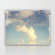 Rainbow Over the Ocean Laptop & iPad Skin