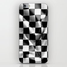 Chequered Flag iPhone & iPod Skin
