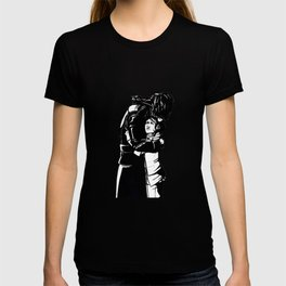 DISHONORED- Stronger When You Hold Her T-shirt