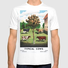Typical Cows T-shirt