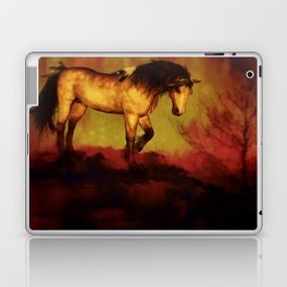 HORSE - Choctaw ridge Laptop & iPad Skin