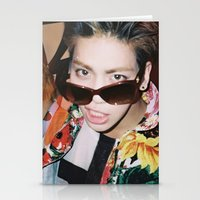 shinee Stationery Cards featuring Jonghyun - SHINee by Felicia