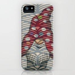 Kriss Kringle iPhone Case