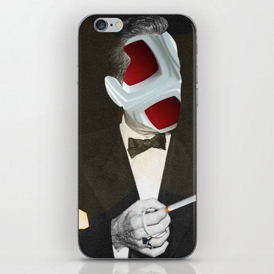 Star Mask iPhone & iPod Skin