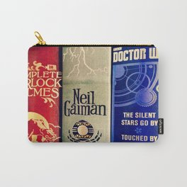 Library of Fun Carry-All Pouch