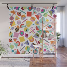 Less is a Bore Summer Wall Mural
