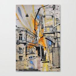 Tbilisi 2 Canvas Print