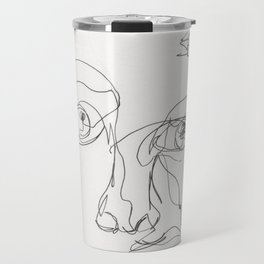 Am I Making Sense? Travel Mug
