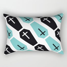 Coffin Rectangular Pillow