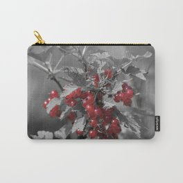 Redcurrant Carry-All Pouch