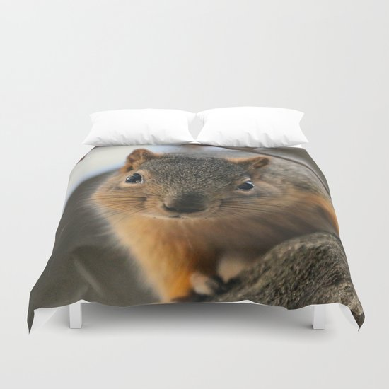 Too cute! Duvet Cover