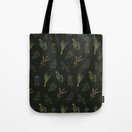 Fresh Herbs 2 Tote Bag