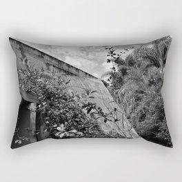 oscar curves Rectangular Pillow