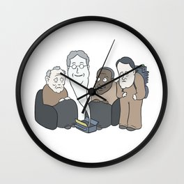 Very Old Ghostbusters Wall Clock