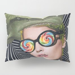 My Head is Spinning... Pillow Sham